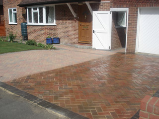 Commercial Driveway Cleaning